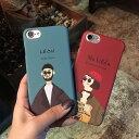 【 送料無料 / メール便 】 iPhone11 Pro Max XS XR 8 7 SE Plus 6s 5s ケース LEON おしゃれ ……