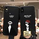 【 送料無料 / メール便 】 iPhone11 Pro Max iPhoneXS X XR iPhone8 7 SE ケース LEON おしゃ……