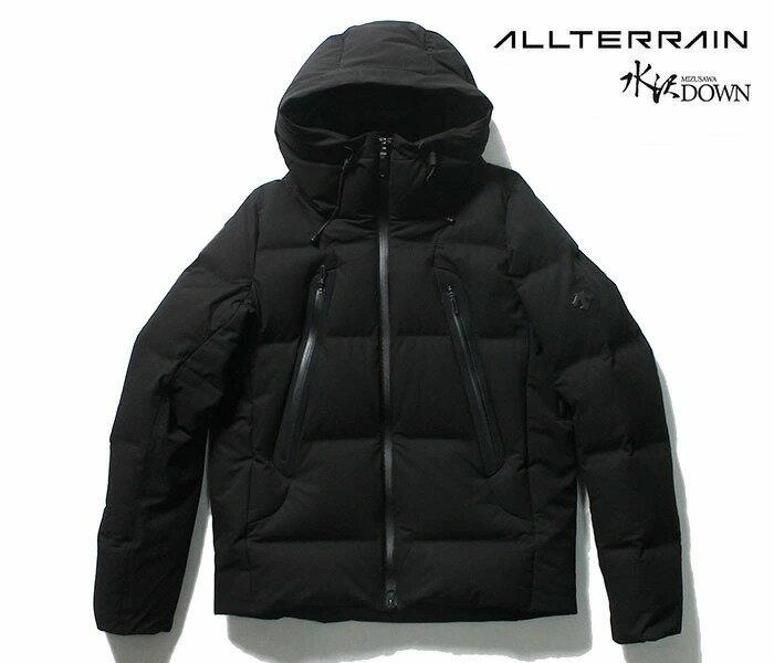 メンズファッション, コート・ジャケット  DESCENTE ALLTERRAIN MOUNTAINEER (MIZUSAWADOWN-MOUNTAINEER (DAMSGK30U))