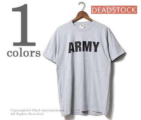 トップス, Tシャツ・カットソー 200 DEADSTOCK 90s ARMY T (US-ARMY-PT-TEE)