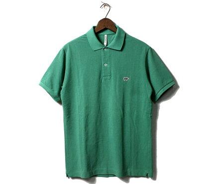 Scye Basics Polo Shirt 5120-21710: Kelly