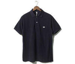 Scye Basics Polo Shirt 5120-21710: Navy