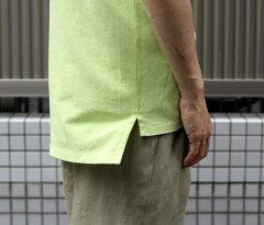Garment Dyed Cotton Pique Polo Shirt 5121-21705: Lime Green