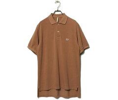 Garment Dyed Cotton Pique Polo Shirt 5121-21705: Terracotta