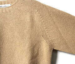 Harley of Scotland Shetland Wool Crewneck Sweater 2474-7