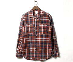 Workers Work Shirt Madras