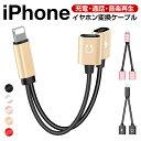 2ポート付き iPhoneX 充電しながらイヤホン ケーブル