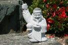 【送料無料】縁起の良い恵比寿さま【石の彫刻品】