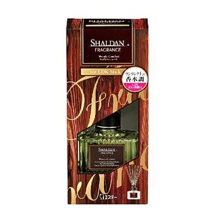 シャルダンフレグランスforLDKウッディコンフォートの香り本体80ml/SHALDANムスク私時間