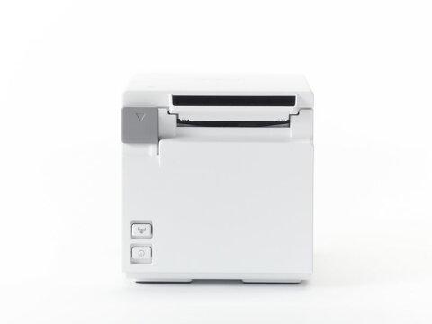 【楽天最安値に挑戦!!】 コンパクトレシートプリンター TM-m10 LANタイプ/ホワイト