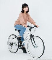 【送料無料】★クリスマス特価!自転車クロスバイクGRAPHISGR-001J(全4色)自転車24インチ6段変速可動式ステム女性子供自転車街乗りレディースジュニア激安通販クリスマス☆