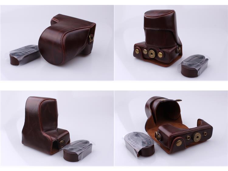 CANON EOS M ケース  EOS M10 カメラケース カバー カメラーカバー バック カメラバック  キャノン 一眼 三脚使用可能 ネジ穴装備 EOSM EOSM10  メール便