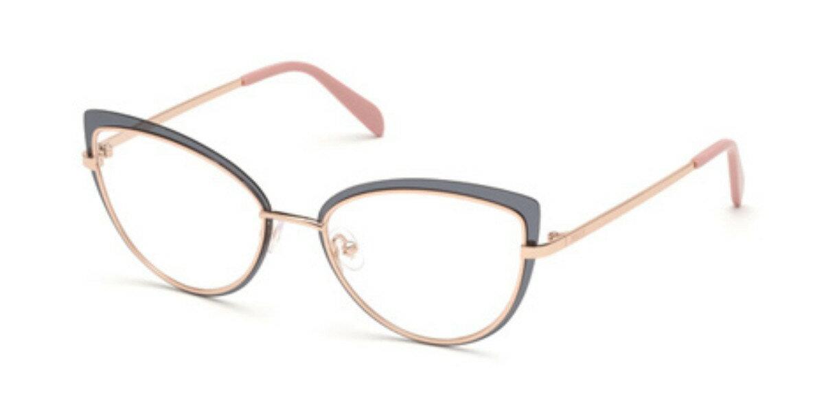 Emilio Pucci Women 'S Sunglasses Ep5143 020 55 Size Cheap Case With Cross