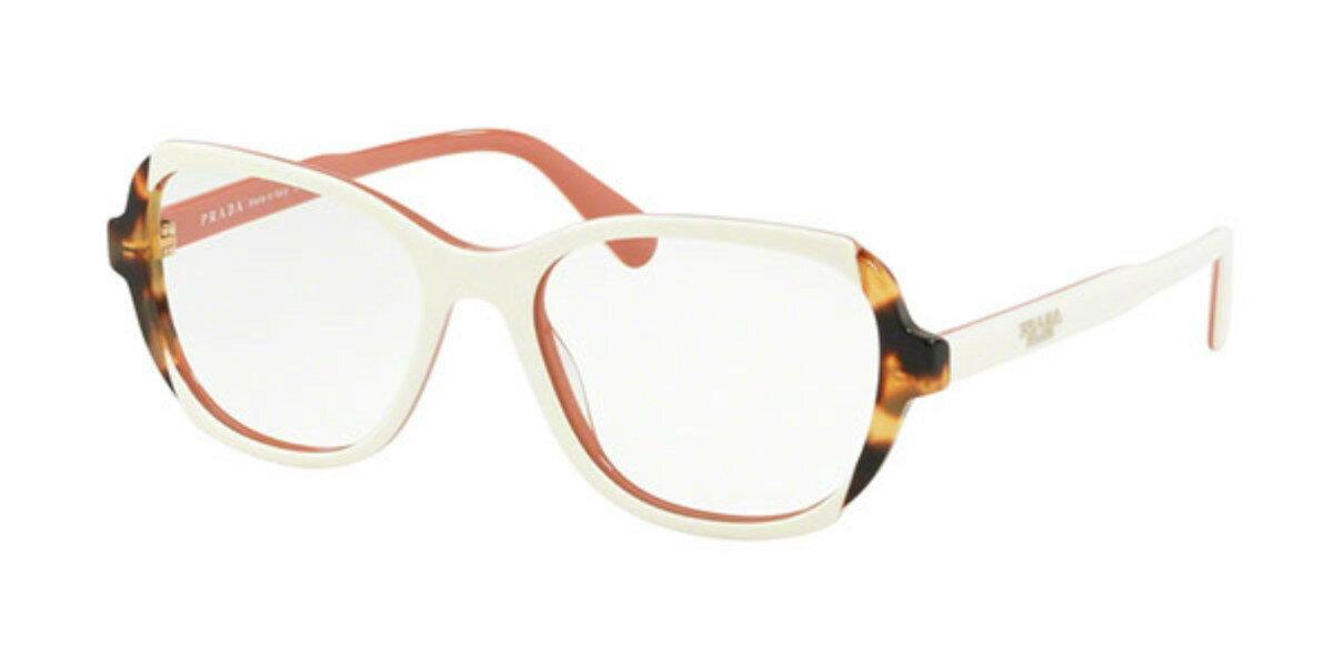 眼鏡・サングラス, 眼鏡 Prada Prada PR 03VV 0R91O1 52