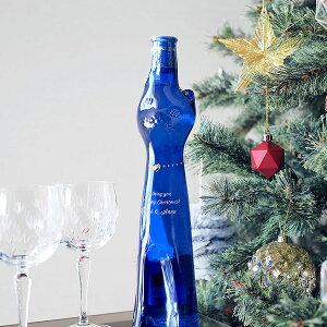 【送料無料】【名入れ】ネコボトル 猫ワイン スワロフスキー スワロ ハート ハートのスワロ