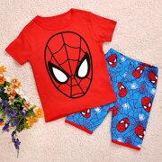 スパイダーマン Tシャツ パジャマ