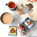 カレルチャペック×パディントンベア ブリティッシュモーニング 紅茶缶 カップ用ティーバッグ8P 【ポイント2倍/在庫有】【食品B】【RCP】【p0929】