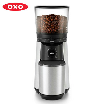 OXO タイマー式コーヒーグラインダー /オクソー 【ポイント10倍/送料無料/お取寄せ】【RCP】【p1015】