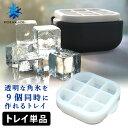 ポーラーアイストレイ2専用 角氷トレイ(単品)/POLAR ICE TRAY 2 【在庫有/あす楽】【RCP】