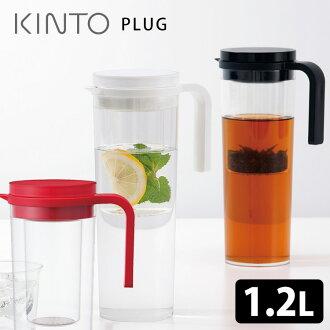 KINTO PLUG ice tea jag / Kyn toe fs3gm