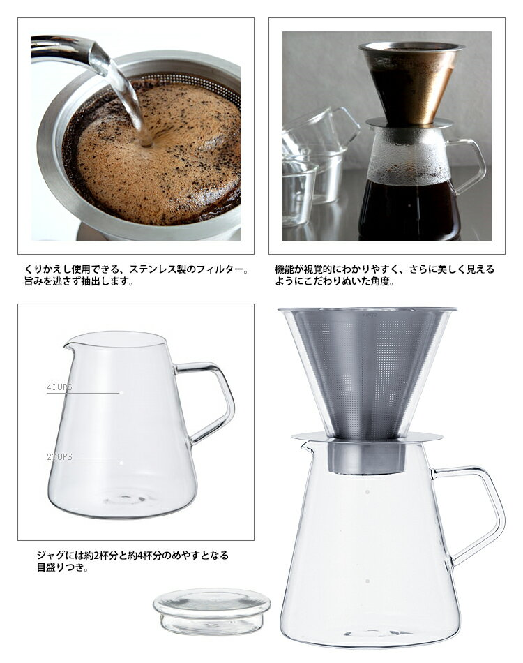 providing microwave absorbing clean krups coffe