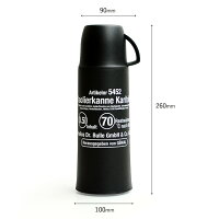 【helios】KaribikxGenial魔法瓶(500ml)