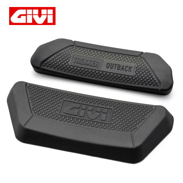 GIVIジビバイク用バックレストリアボックスモノキーケースオプション(OBKN58用)GiviBackrestE172