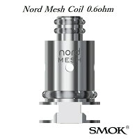 SMOKNordRegularCoil1.4ohm5pcspackノードレギュラーコイル5個入り電子タバコ電子たばこアトマイザーヘッド