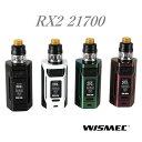【あす楽】【送料無料】【電池付】WISMEC Reuleaux RX2 21700 with GNOME ウィズメック ルーローRX2 21700 +ノーム