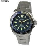 """【あす楽】 SEIKO セイコー 腕時計 SRPB49K1 プロスペックス 自動巻き メンズ Prospex """"Samurai Diver""""【逆輸入】【時計】【新品】【ネイビー】"""
