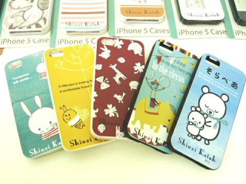 シンジカトウ アイフォン5 曲がるTPUジェリーカバー Shinzi Katoh iphone5 case/cover【メール便可】