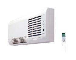 マックス洗面室暖房機(壁付タイプ)【BS-K150WL】リモコン付/涼風機能付