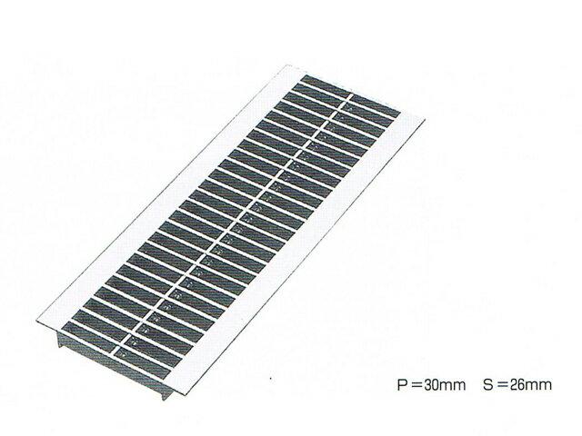 道路用品, グレーチング U 200mm 2t 1000mm190mm20mm YMFU-R200-20-P30 grating