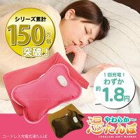 充電式湯たんぽ電気アンカ充電式カイロカバー付きPH-1PH-N1[DS]