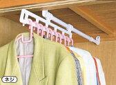 押入れ便利ハンガー[OBH-70W]/10P03Dec16【衣替え】
