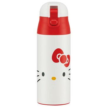 ハローキティ 水筒 / 超軽量 ロック付ワンプッシュステンレスマグボトル 360ml ハローキティ フェイス /【ポイント 倍】