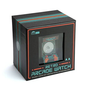 ClassicArcadeWristwatch/ThinkGeek/レトロアーケードウォッチ/
