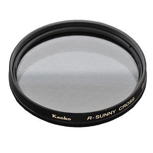 Kenko レンズフィルター R-サニークロス 55mm