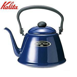 Kalita 細口コーヒーケトル2L ブルー