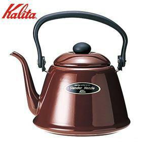 Kalita 細口コーヒーケトル2L ブラウン