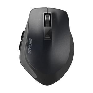 バッファロー Bluetooth3.0 BlueLEDプレミアムフィットマウス Mサイズ ブラック BSMBB500MBK
