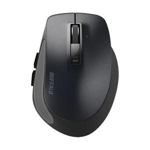 バッファロー Bluetooth3.0 BlueLEDプレミアムフィットマウス Sサイズ ブラック BSMBB500SBK