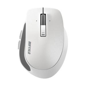 バッファロー Bluetooth3.0 BlueLEDプレミアムフィットマウス Sサイズ ホワイト BSMBB500SWH