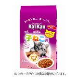 【訳あり】キャットフード カルカンドライ賞味期限:2021年2月20日以降子ねこかつお野菜ミルク粒 1.6kg(ねこ、猫、ネコ)(ドライフード、ペットフード)
