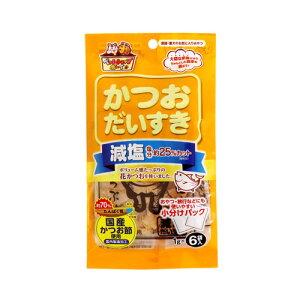 【賞味期限切れ】ペットフード キャット ドッグ マルトモ賞味期限:2020年3月ペットショップボーイ 減塩かつおだいすき 1g×6袋入(ねこ、猫、ネコ)(いぬ、犬、イヌ)(おやつ、ふりかけ、トッピング、ペットフード)