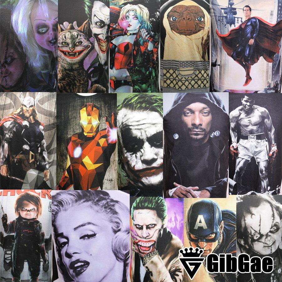 デザインTシャツ GibGae Chucky2...の紹介画像2