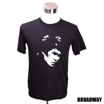 デザインTシャツ Broadway Bruce Lee ブルース・リー 映画Tシャツ 香港スター カンフー レジェンド ドラゴン Tシャツ メンズ レディース サイズM&L