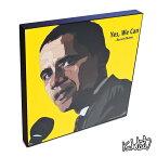 アートパネル Barack Obama バラク・オバマ インテリア 第44代アメリカ合衆国大統領 世界史・偉人 アートフレーム ウォールアートパネル 偉人 レジェンド アートグッズ 雑貨