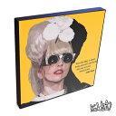 【2020/5/22/20:00-5/26/10:59 ポイント5倍!】Lady Gaga レディー・ガガ KEETATAT SITTHIKET キータタット・シティケット ポップアート アートパネル アートフレーム 絵 イラスト グラフィック 壁掛け おしゃれ インテリア 歌手 ポップスター セレブ 音楽