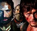 【全品☆ポイント2倍☆☆】Daryl &Rick &NEGAN(Wal...
